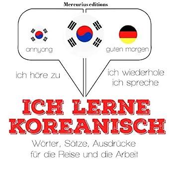 Amazoncom Ich Lerne Koreanisch Ich Höre Zu Ich