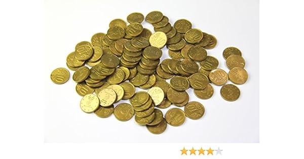 10 Euro – Cent 100 St. monedas dinero parte Dinero €: Amazon.es ...