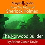 Bargain Audio Book - The Norwood Builder