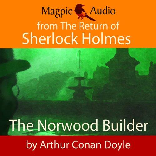Bargain Audio Book - The Norwood Builder