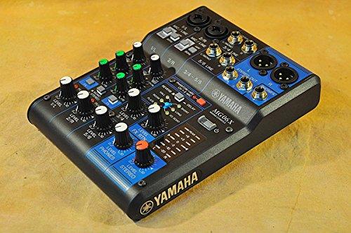 YAMAHA Yamaha Mixing console MG06X -ordering, build-to-order manufacturing product- Japan used like (Mixing Consoles Yamaha)