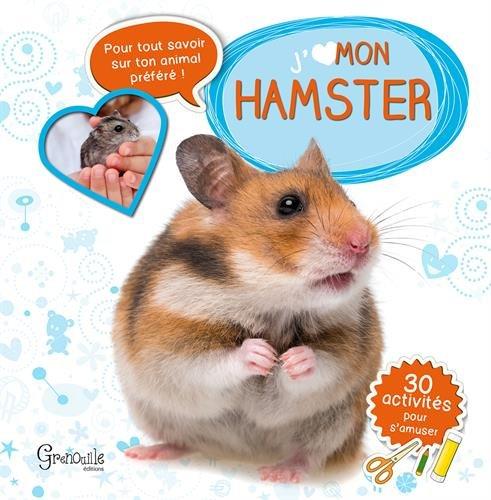 MON HAMSTER Relié – 9 février 2016 Collectif Grenouille Editions - Artemis 2366532628 Jeunesse