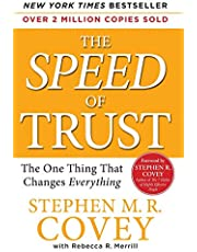 FranklinCovey The Speed of Trust - Softcover