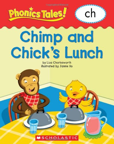Download Phonics Tales: Chimp and Chick's Lunch (CH) PDF