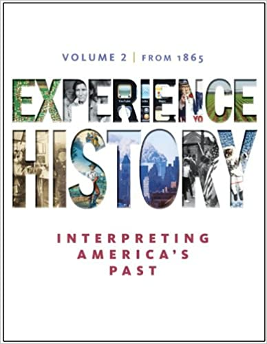 Amazon experience history volume 2 since 1865 edition 7 experience history volume 2 since 1865 edition 7 7th edition fandeluxe Image collections