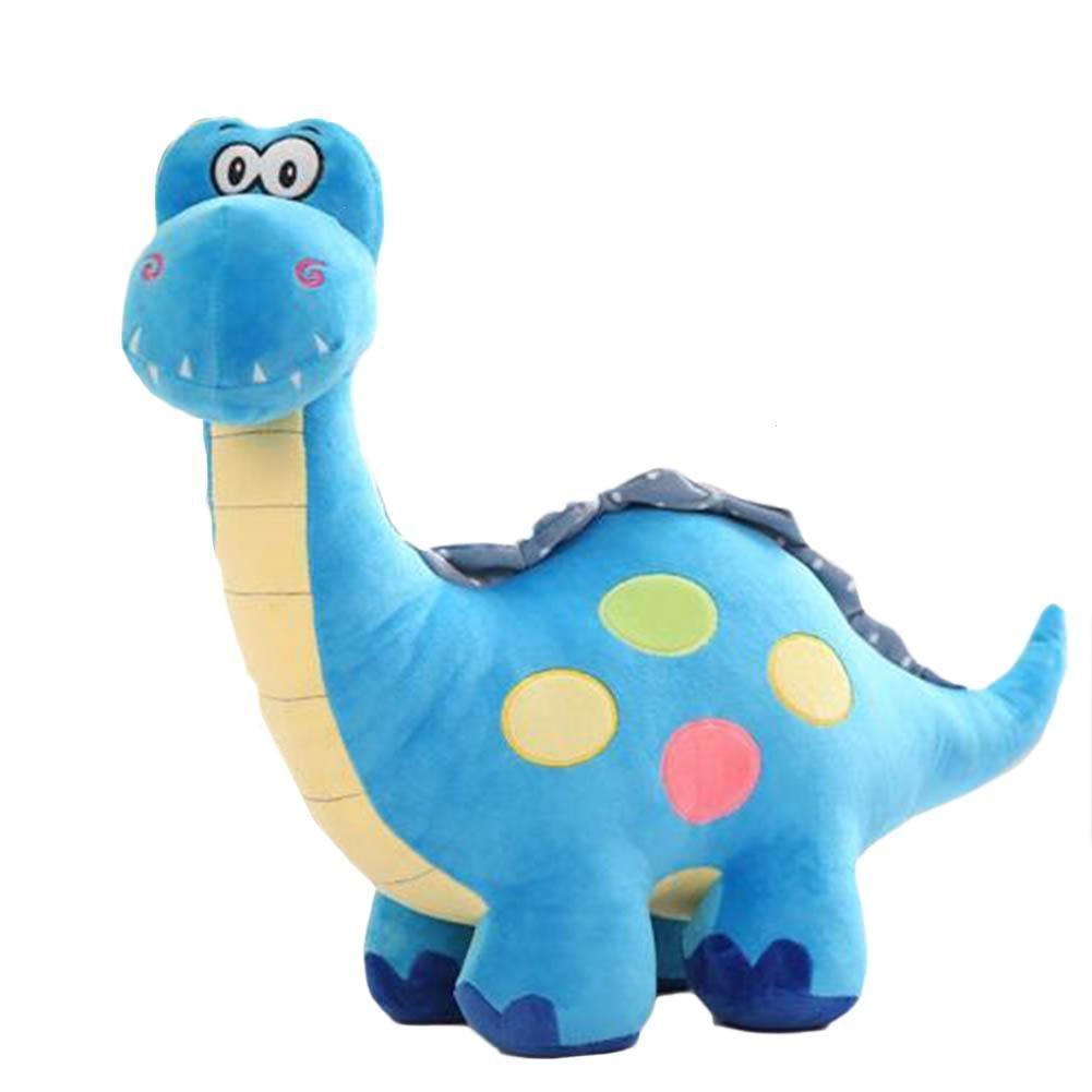 Rose benhai 1/pc dinosaurio de peluche juguetes de peluche Animal mu/ñeca ni/ños juguetes de equitaci/ón regalo de cumplea/ños para ni/ños juguetes L