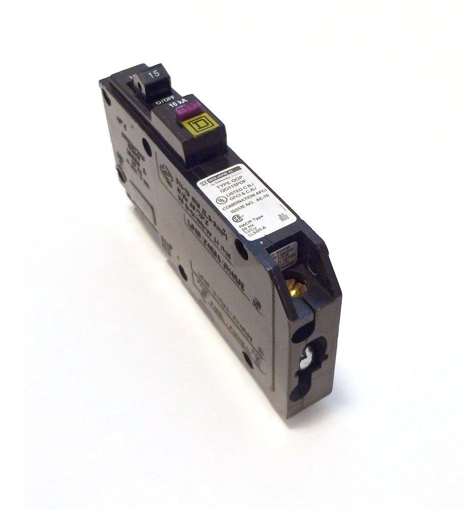 Square D Qo115pdf Arc Fault Circuit Breaker Types Video Different Of Breakers Ehow