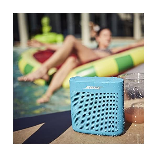 Enceinte Bluetooth Bose  SoundLink  Color II - Bleu 6