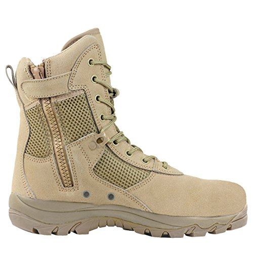 Maelstrom-Mens-LANDSHIP-8-Inch-Military-Tactical-Duty-Work-Boot-with-Zipper