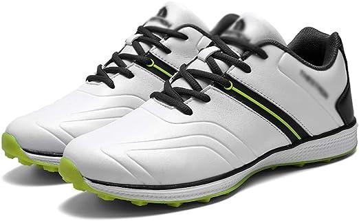 ZYQZYQ Zapatillas De Golf Impermeables para Hombres Zapatillas ...