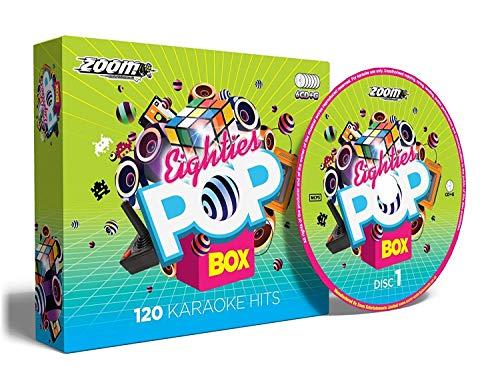 Zoom Karaoke 80s Pop Box ()