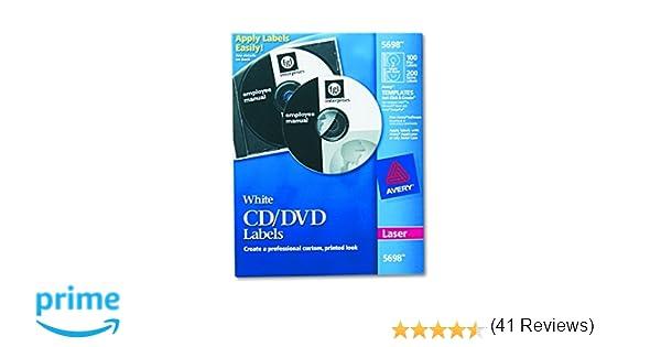 cd labels 5692