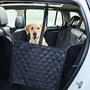 Amazon.com: Dr.Memory Dog Seat Cover, Large Back Seat Pet