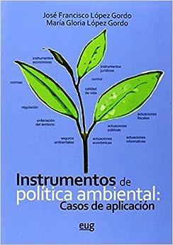 Mejor Torrent Descargar Instrumentos De Política Ambiental: Casos De Aplicación Ebook PDF