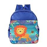 KIDDOS Infant Toddler Kids Cute Cartoon Koala Backpack School Bag, RoyalBlue