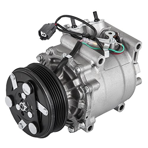 Mophorn CO 10541AC Universal Air Conditioner AC Compressor for Honda Civic 1.7L Acura EL 1.7L Prelude 2.2L 1997 1998 1999 2000 2001 57878 58878 77599 78599