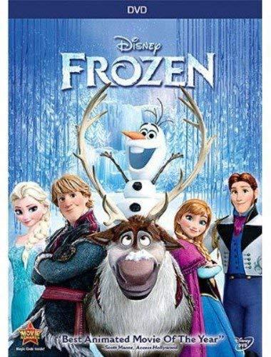 Frozen (DVD 2014)