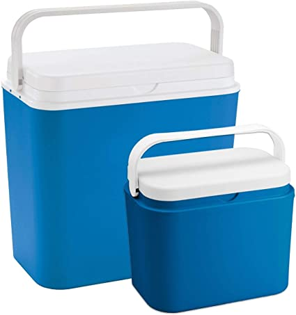 Kühlbox Kühltasche 24 Liter Eisbox für z.B Camping Picknick tragbar