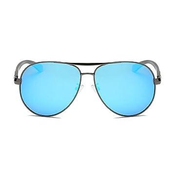 Axiba Hombres de Gafas de Sol polarizadas Aluminio-magnesio conducción Gafas de piloto Regalos creativos: Amazon.es: Deportes y aire libre