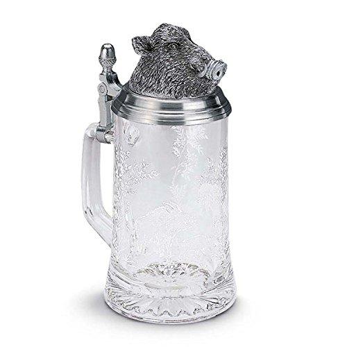 Beer stein head of the boar 0.5 liter AR 93356 Artina Artina 93356