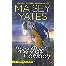 Wild Ride Cowboy (Copper Ridge)