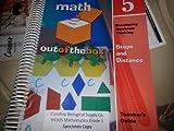 MOB Developing Algebraic Thinking, Carolina Biological Supply Company, 1435001877
