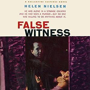 False Witness Audiobook