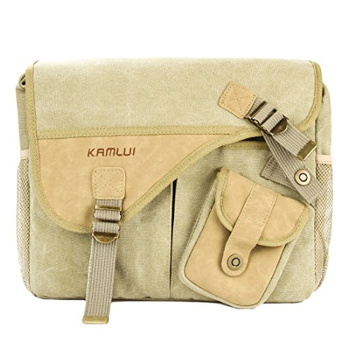 Shoulder DSLR Camera Bag for Canon 200D 80D 6D2 5D4 5D3 750D