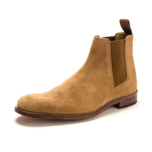95d22ae1376 Grenson Declan Honey Suede Chelsea Lesi F: Amazon.co.uk: Shoes & Bags