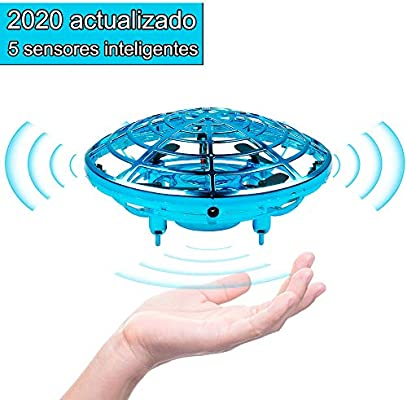 Innoo Tech Flying Toy Ball RC Juguetes, Mini Dron UFO helicóptero ...