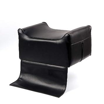 Beauty Salon Spa Equipment - Cojín para silla de peluquería, asiento elevador para niños, sillas altas, asiento auxiliar de aumento para bebé y niños, ...