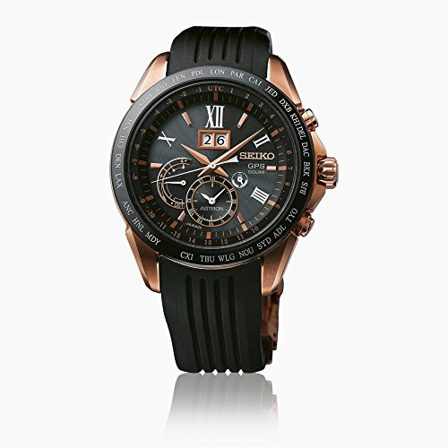 Watch-Seiko-Astron-Big-Date-SSE153J1-Black-Man