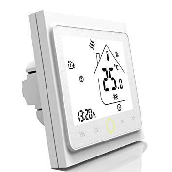 Smart Wifi Thermostat Temperaturregler Fur Fussbodenheizung