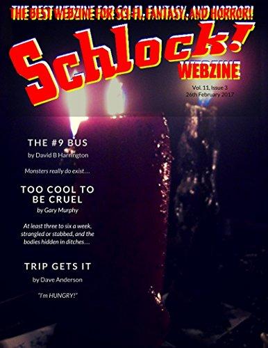 Schlock! Webzine Vol. 11, Issue 3