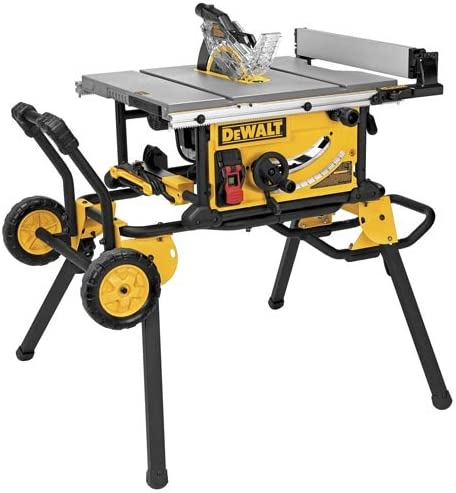 DEWALT 10-Inch Table Saw, 32-1 2-Inch Rip Capacity DWE7491RS
