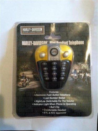 Harley-Davidson Mini Headset Telephone