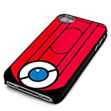 Pokedex Hoenn Pokemon Design Plastic Case For iPhone 5 5S SE
