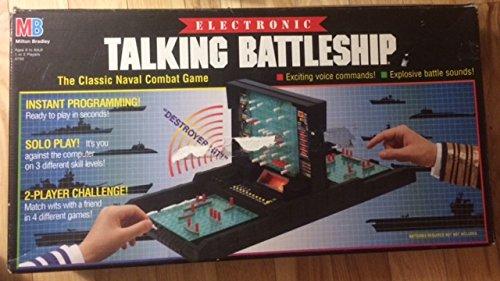 Electronic Talking Battleship 1989