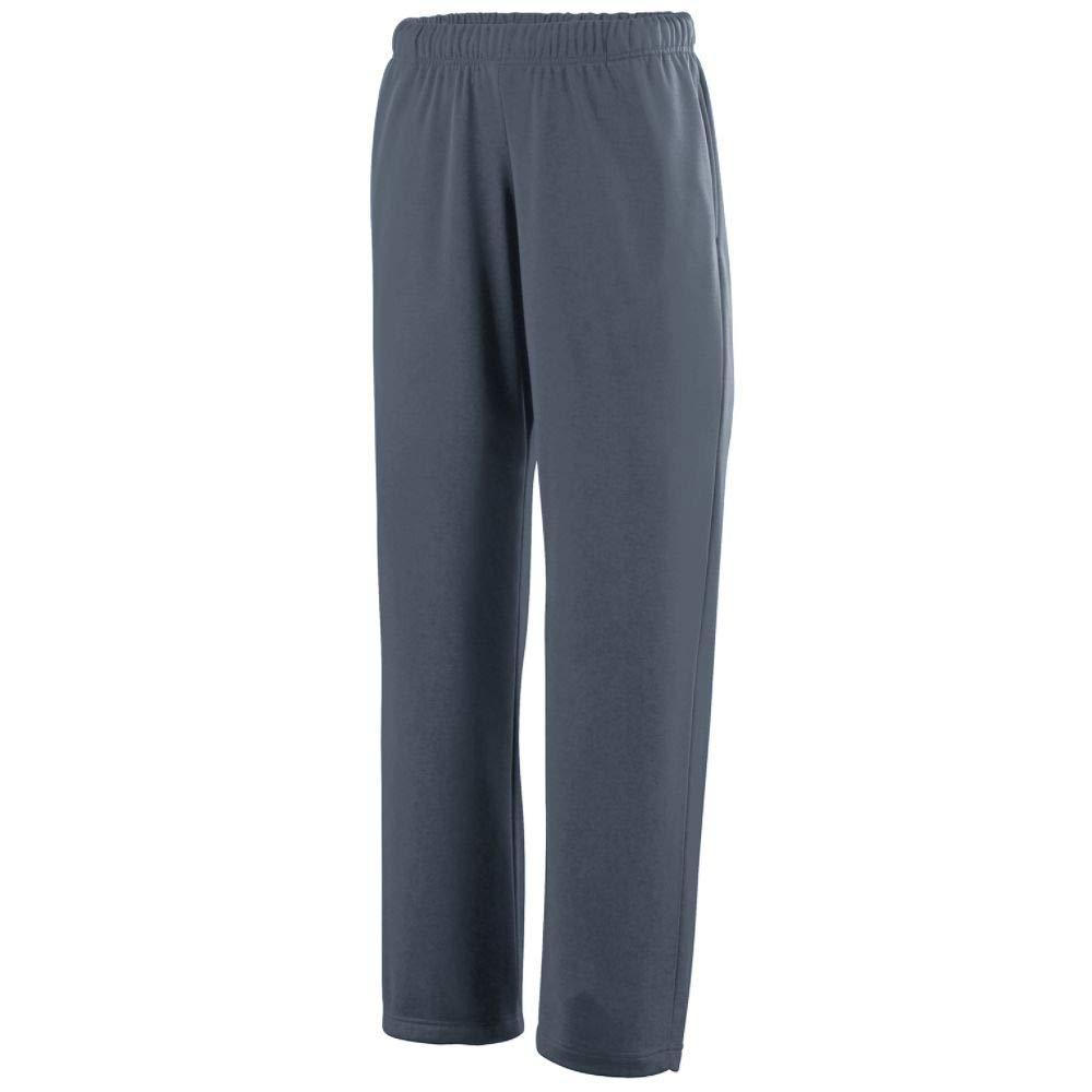 Augusta Sportswear Wicking Fleece Sweatpant L Graphite by Augusta Sportswear