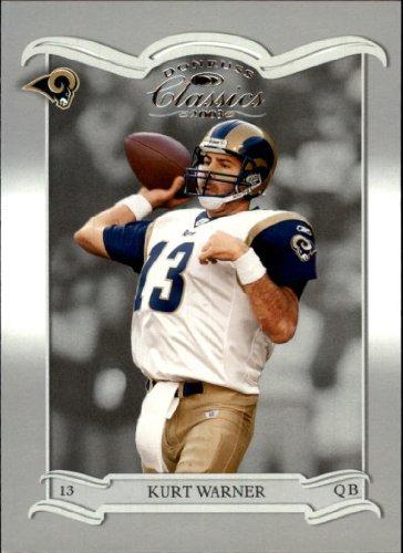 2003 Donruss Classics Football (2003 Donruss Classics Football Card #89 Kurt Warner Near Mint/Mint)