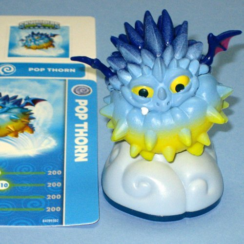 Skylanders SWAP Force Character Pop Thorn (Includes Trading Card and Internet Code, no retail packaging)