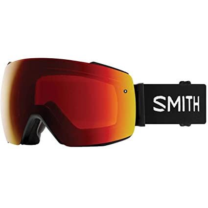839cf658f7b Image Unavailable. Image not available for. Color  Smith Optics Io Mag  Adult Snow Goggles - Black Chromapop Sun ...