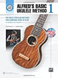 Alfred's Basic Ukulele Method: The Most Popular Method for Learning How to Play (Book, CD & DVD) (Alfred's Basic Method)