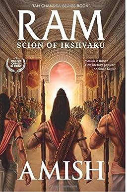 Ram Scion of Ikshvaku - Book by Amish Tripathi