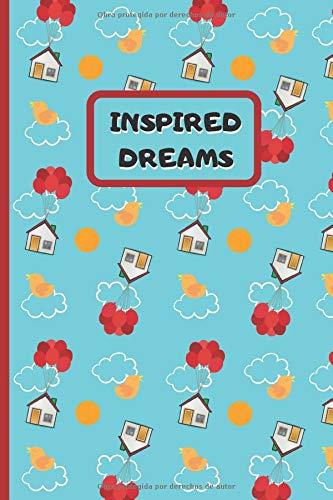 INSPIRED DREAMS: CUADERNO DE NOTAS. Tamaño Cuartilla. 120 ...