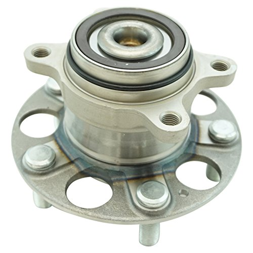 Rear Driver or Passenger Side Wheel Bearing & Hub Assembly for Honda Civic (Civic Rear Wheel)
