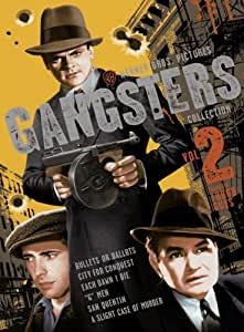 Warner Gangsters Collection, Vol. 2 (Bullets or Ballots / City for Conquest / Each Dawn I Die / G Men / San Quentin / A Slight Case of Murder)