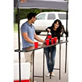 Ozark Trail Bar Height 10' Folding Canopy Table
