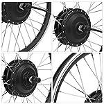 T-best-Kit-di-conversione-per-Bicicletta-elettrica-Kit-di-conversione-per-mozzo-per-Bicicletta-con-Motore-per-Bicicletta-elettrica-con-Ruota-Anteriore