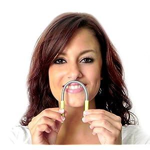 Bellabe Facial Hair Remover By Bellabe USA. Quickly & Easily Removes Facial Hair. No Messing with Creams or Waxes.